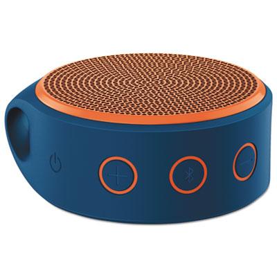 X100 mobile wireless speaker, orange, sold as 1 each
