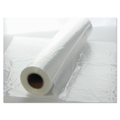 Roll bags, 18 x 24, 0.75mil, clear, 1000/carton, sold as 1 carton