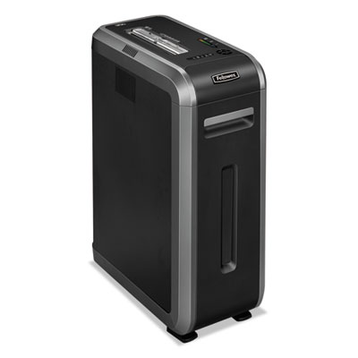 Powershred 125ci 100% jam proof heavy-duty cross-cut shredder, 18 sheet capacity, sold as 1 each