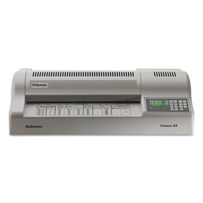 """Proteus 125 laminator, 12"""" wide x 10mil max thickness, sold as 1 each"""