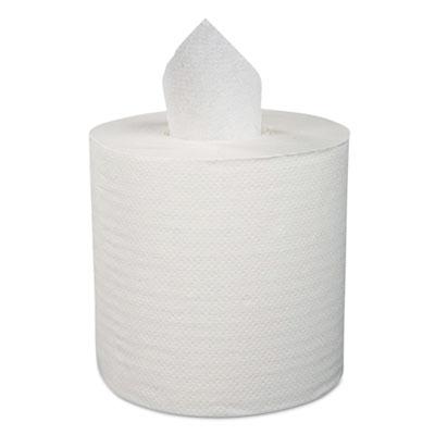 "Center-pull roll towels, 2-ply, 8.9""w, 600/roll, 6/carton, sold as 1 carton, 6 each per carton"