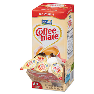 Original creamer, .375oz, 50/box, sold as 1 box