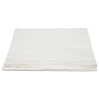 Taskbrand linen replacement napkins, white, 16 x 16, 1000/carton, sold as 1 carton, 1000 each per carton