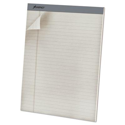Pastels pads, 8 1/2 x 11 3/4, gray, 50 sheets, dozen, sold as 1 dozen