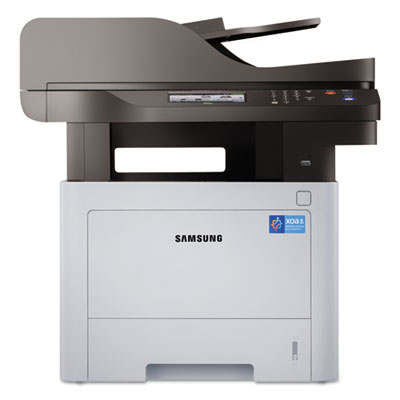 Proxpress m4070fx multifunction laser printer, copy/fax/print/scan, sold as 1 each