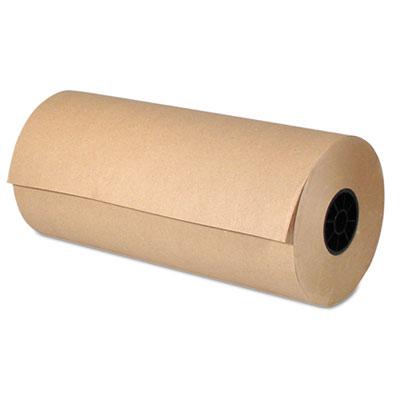 Kraft paper, 12 in x 765 ft, brown, sold as 1 roll