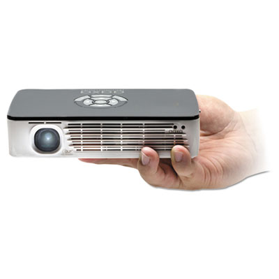 P700 hd led pico multimedia projector, 650 lumens, 1280 x 800 pixels, sold as 1 each