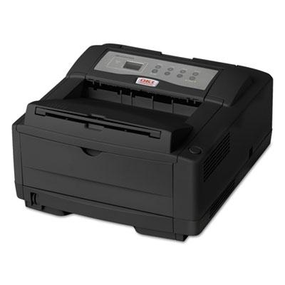 B4600n series digital monochrome printer, 120v, black, sold as 1 each