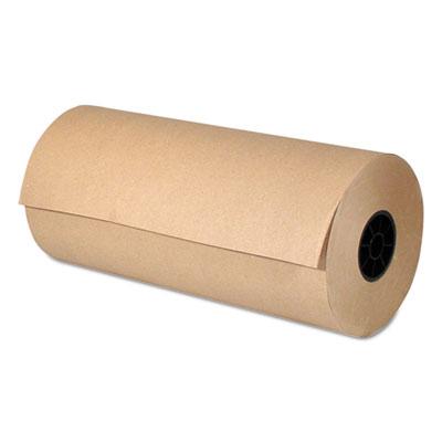 Kraft paper, 30 in x 640 ft, brown, sold as 1 roll