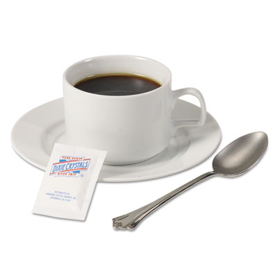 Granulated sugar packets, .1oz, sold as 1 carton, 2000 each per carton