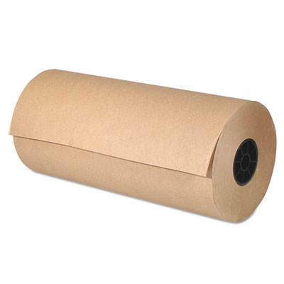 Kraft paper, 15 in x 745 ft, brown, sold as 1 roll