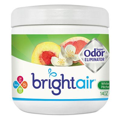 Super odor eliminator, white peach and citrus, 14oz, 6/carton, sold as 1 carton, 6 each per carton