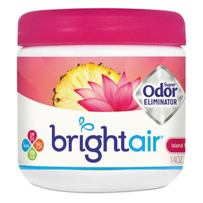 Super odor eliminator, island nectar and pineapple, pink, 14oz, 6/carton, sold as 1 carton, 6 each per carton