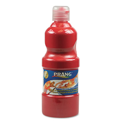 Washable paint, red, 16 oz, sold as 1 each