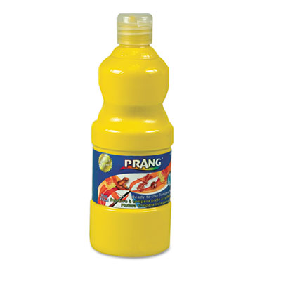 Washable paint, yellow, 16 oz, sold as 1 each