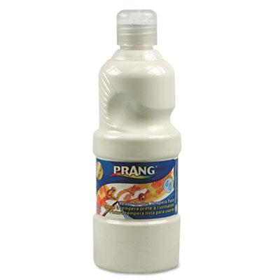 Washable paint, white, 16 oz, sold as 1 each