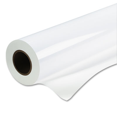 """Universal backlit photographic film, 8 mil, 60"""" x 100 ft roll, white, sold as 1 each"""