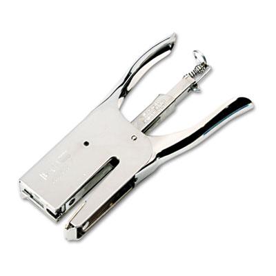 Classic k1 plier stapler, 50-sheet capacity, chrome, sold as 1 each