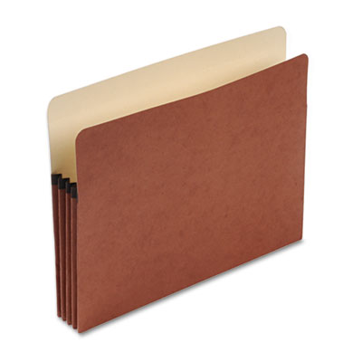 3 1/2 inch expansion file pocket, letter size, sold as 1 each