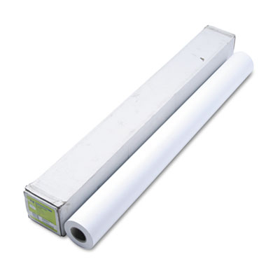 "Designjet inkjet large format paper, 4.9 mil, 42"" x 150 ft, white, sold as 1 roll"