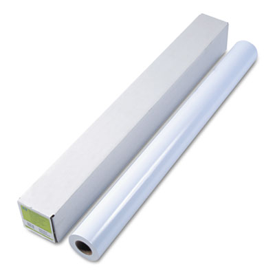 "Designjet inkjet large format paper, 42"" x 100 ft, white, sold as 1 roll"