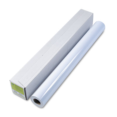 "Designjet inkjet large format paper, 36"" x 100 ft, white, sold as 1 roll"