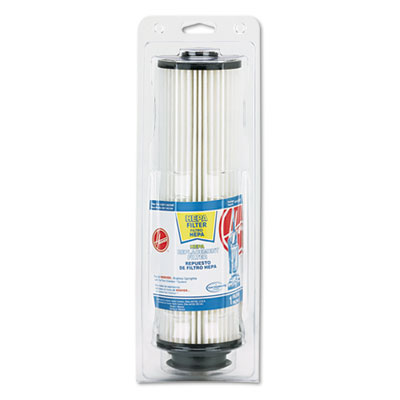 Replacement filter for commercial hush vacuum, sold as 1 each