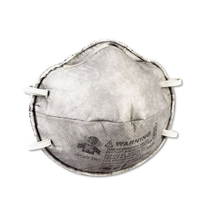 R95 particulate respirator w/nuisance-level organic vapor relief, 20/box, sold as 20 each