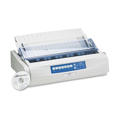 Microline 491 24-pin impact printer, sold as 1 each