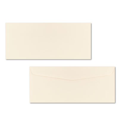 Classic crest #10 envelope, traditional, baronial ivory, 500/box, sold as 1 box, 500 each per box