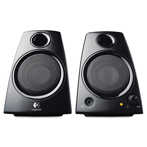 Logitech Compact Laptop Speakers