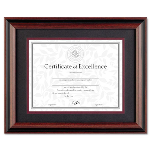 DAX Diploma/Certificate Frame
