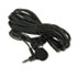 Handsfree Professional Cardioid Lapel Microphone, 40 Cord, 12' Extension Cable