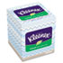 KLEENEX Lotion Facial Tissue, 2-Ply, 75 Sheets/Box