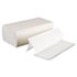 Multifold Paper Towels, White, 9 x 9 9/20, 250 Towels/Pack, 16 Packs/Carton
