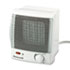 Quick Heat 1500W Ceramic Heater, Plastic Case, 6 1/2w x 6 1/4d x 7 1/4h
