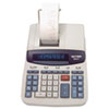 <strong>Victor®</strong><br />2640-2 Two-Color Printing Calculator, Black/Red Print, 4.6 Lines/Sec