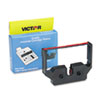 Victor® 7011 Ribbon, Black/Red VCT7011