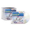 Verbatim® DVD-R Discs, 4.7GB, 16x, w/Slim Jewel Cases, 10/Pack VER95099
