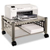 Vertiflex™ Underdesk Machine Stand, One-Shelf, 21 1/2w x 17 7/8d x 11 1/2h, Matte Gray VRTVF52005