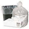 Good 'n Tuff® High Density Waste Can Liners, 7-10gal, 6mic, 24 x 23, Natural, 1000/Carton WBIGNT2424