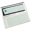 Wilson Jones® Accounting Pad, 25 Six-Unit Columns, 11 x 24 1/4, 50-Sheet Pad