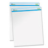Universal® Sugarcane Based Easel Pads, Unruled, 27 x 34, White, 50 Sheets, 2 Pads/Pack UNV45600