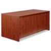 Alera® Alera Valencia Series Straight Front Desk Shell, 65w x 29 1/2d x 29 1/2h, Cherry ALEVA216630MC