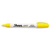 Permanent Paint Marker, Medium Point, Yellow