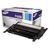 Samsung CLTP409B Toner, 1500 Page-Yield, Black, 2/Box SASCLTP409B
