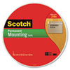 "Scotch® Foam Mounting Tape, 3/4"" Wide x 1368"" Long - 110-MR"
