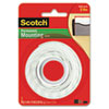 "<strong>Scotch®</strong><br />TAPE,MOUNTING,.5""X75""ROLL"