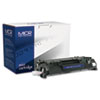 Compatible CE505X(M) (05XM) High-Yield MICR Toner, 6000 Page-Yield, Black