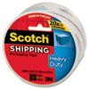 "Scotch® 3850 Heavy-Duty Packaging Tape, 1.88"" x 54.6yds, 3"" Core, Clear MMM3850"